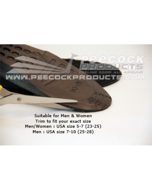 Peecock Height Increase Insole
