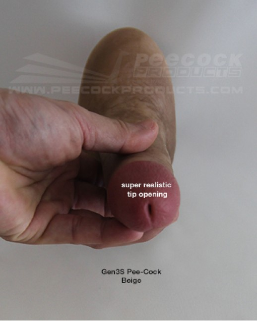 PeeCock Gen3S 6.5inch