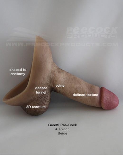 PeeCock Gen3S 4.75inch