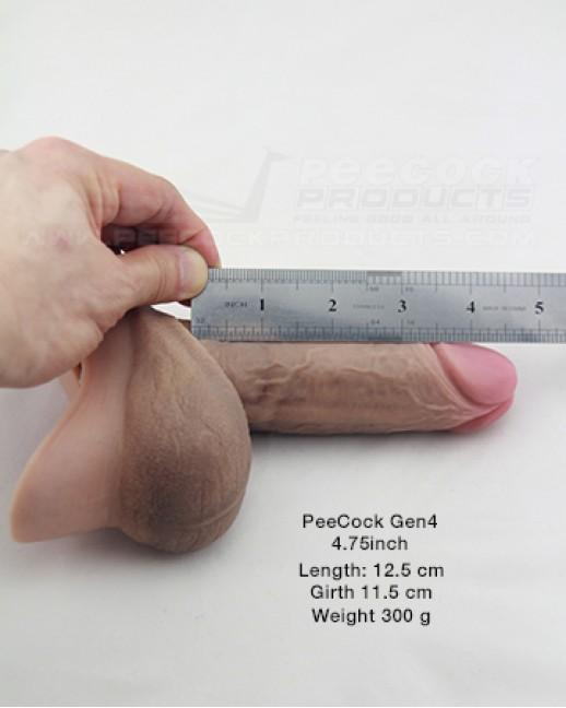 AS-IS PeeCock Gen4 4.75inch