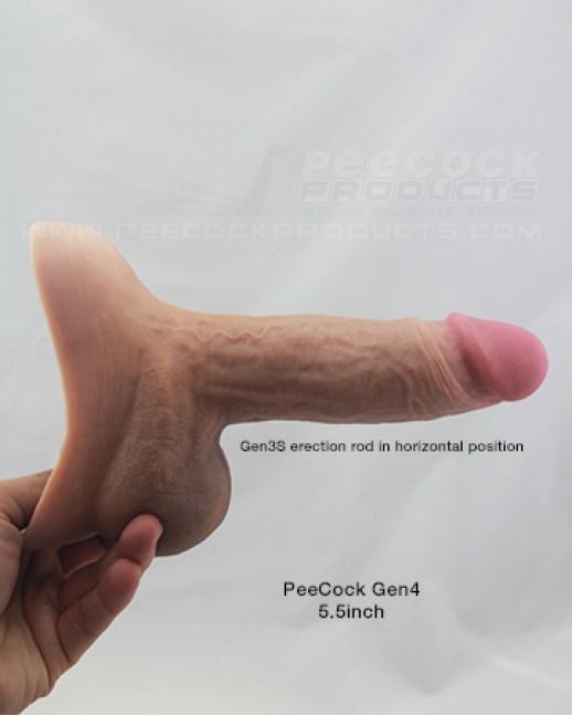 PeeCock Gen4 5.5inch