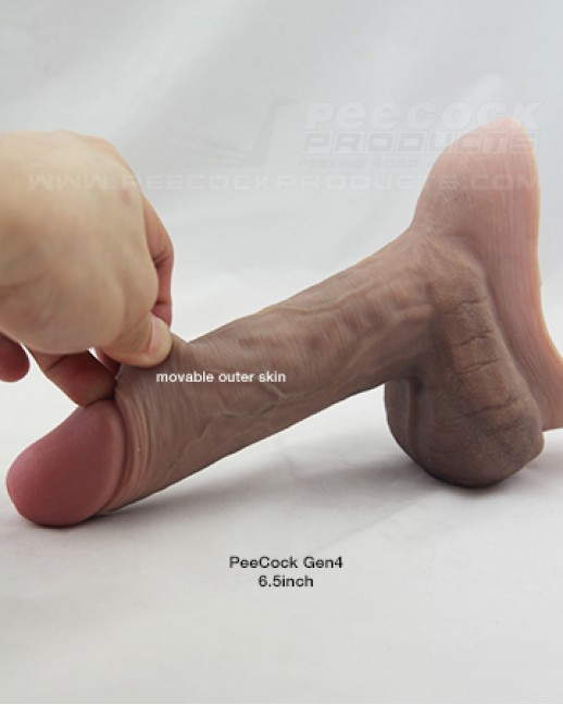 PeeCock Gen4 6.5inch