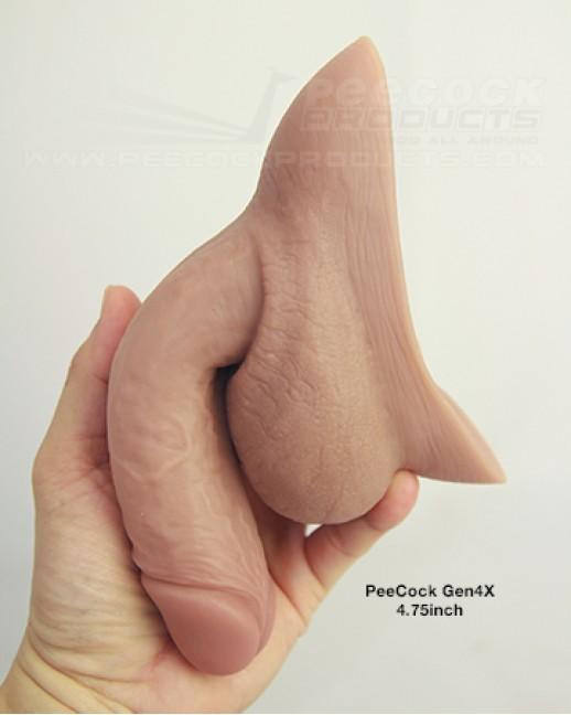 PeeCock Gen4X 4.75inch